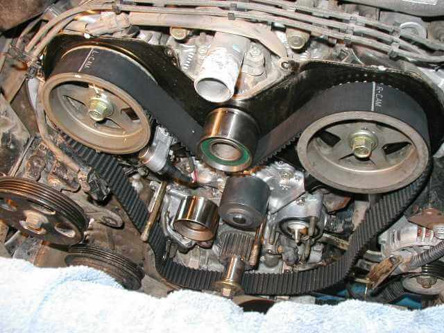What is a timing belt and why do I have to change it?